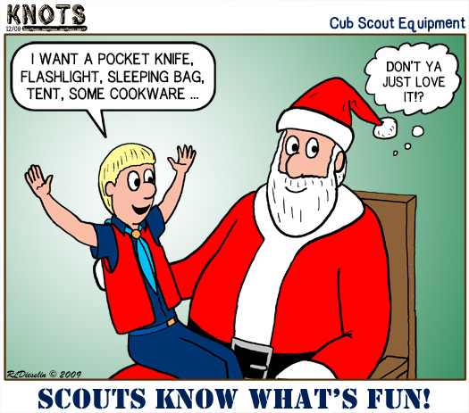 Scouts Know What's Fun