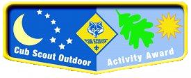 Outdoor Activity Award