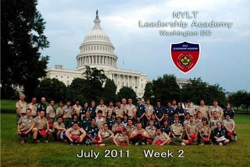 NYLT Leadership Academy
