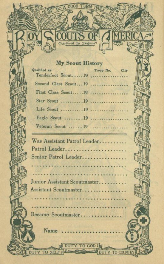 Original Early BSA Scrollwork