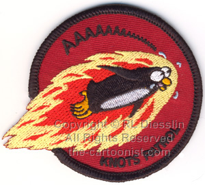 Flying Flaming Screaming Penguin Patrol